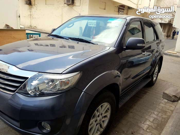 Grey Toyota Fortuner 2014 for sale - (111937623) | Opensooq