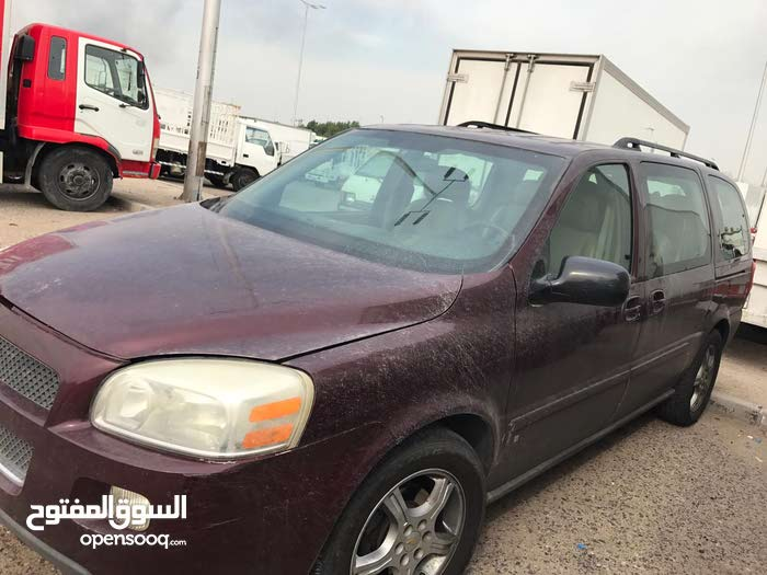 Used condition Chevrolet Uplander 2009 with 0 km mileage