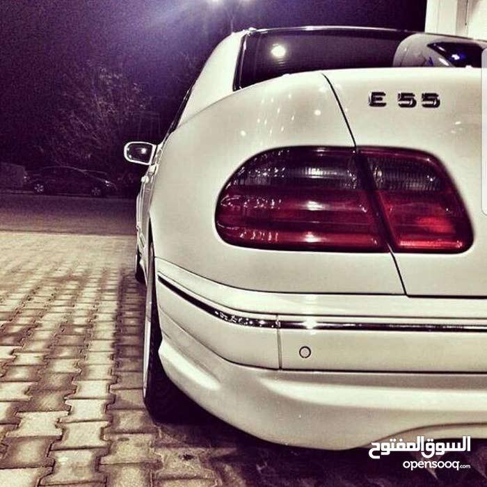 للبيع E55 AMG موديل2000