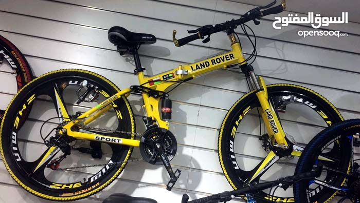 دراجة هوائية LAND ROVER قابله للطي free delivery to Muscat