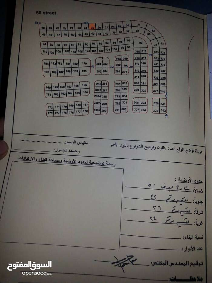 اراضي سكنية للبيع في عدن