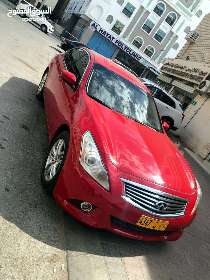 For sale 2013 Red G37