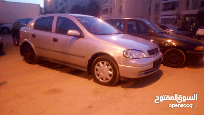 For sale New Opel Astra