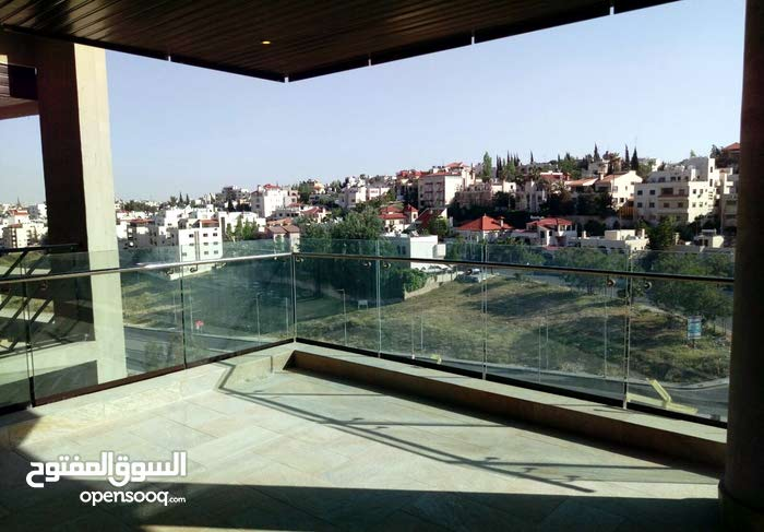 4 rooms More than 4 bathrooms apartment for sale in AmmanAbdoun