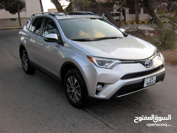 Used 2016 Toyota RAV 4 for sale at best price