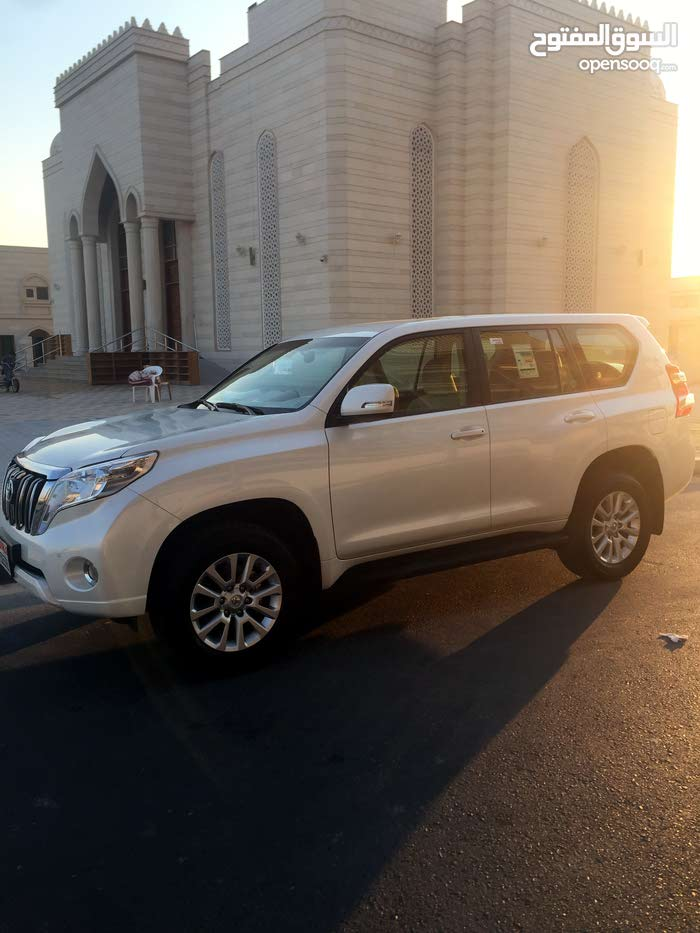 Toyota Prado for sale in Abu Dhabi