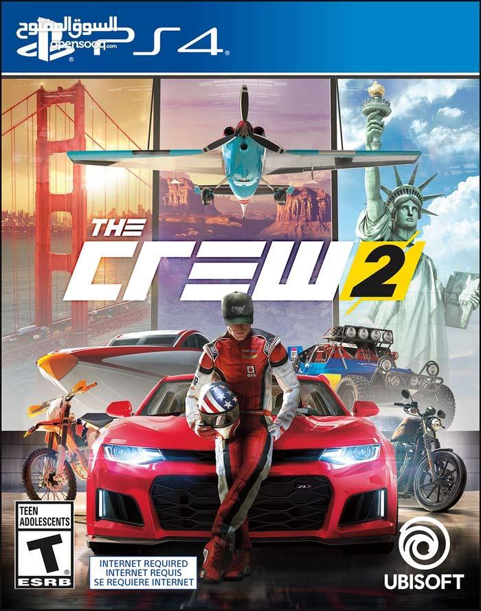لعبة the crew2 للبيع بسعر جيد