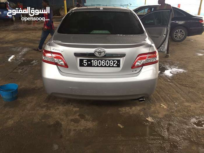 Automatic Toyota 2010 for sale - Used - Tripoli city