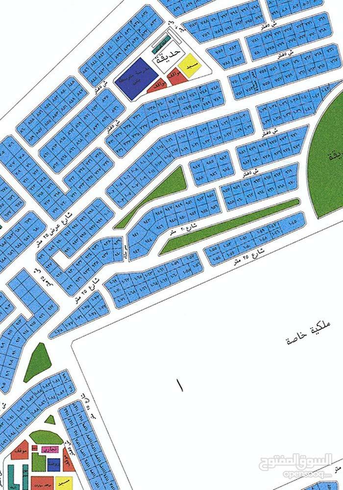 للبيع ارض شمال جدة حي المروج  3ج س