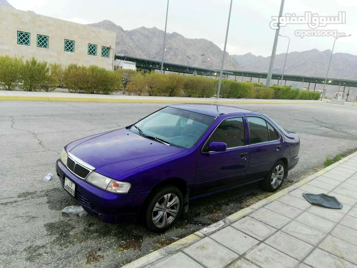 Automatic Nissan 1998 for sale - Used - Tafila city