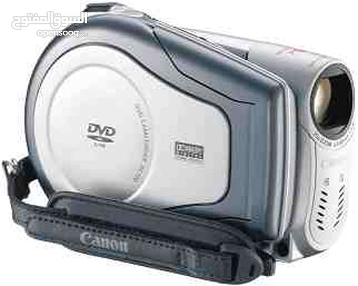 Canon DC10 DVD Digital Video Camera