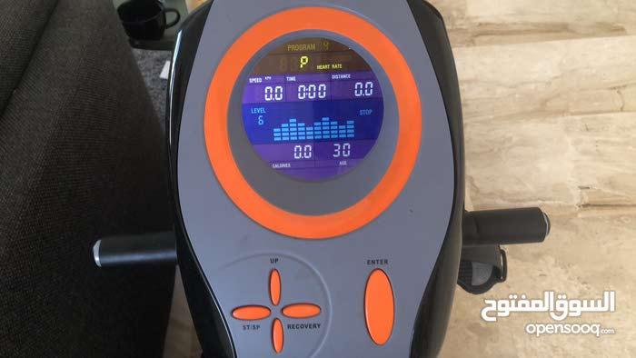 indoor spinning recumbent bike