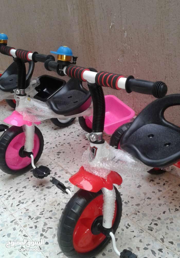 دراجات اطفال بسعر ممتاز