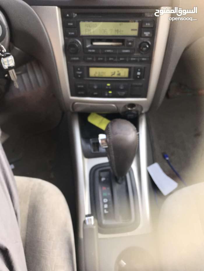 سيارة افانتي للبيع نص كاش ونص شيك