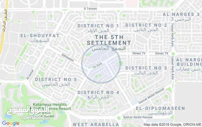 فرصة ارض للبيع بالحي الثاني ببيت الوطن القاهرة الجديدة