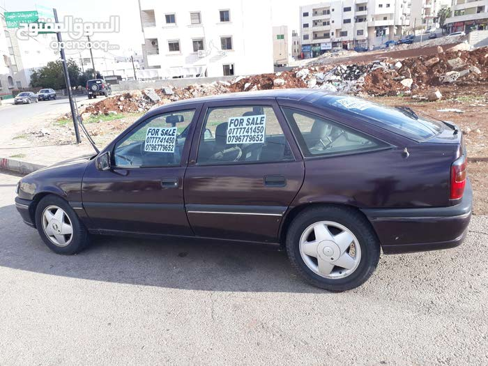 Manual Brown Opel 1995 for sale