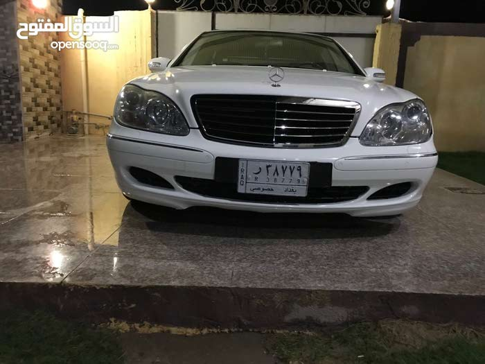 2003 Mercedes Benz S350 for sale