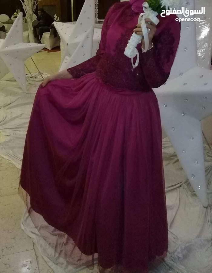فستان سورى للايجار