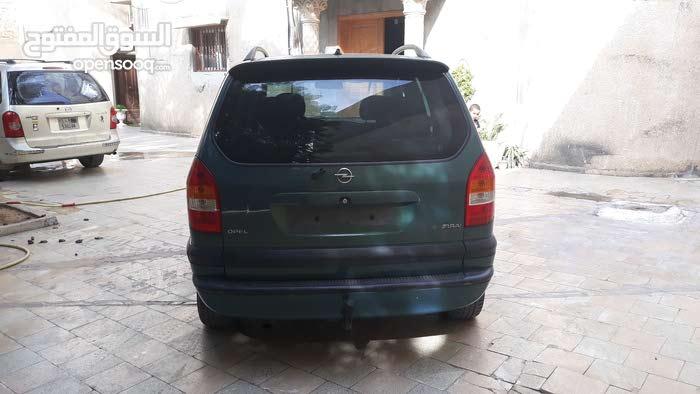 Available for sale! 150,000 - 159,999 km mileage Opel Zafira 2002