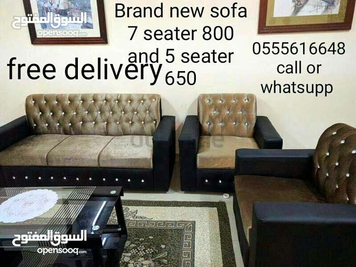 Dubai – Sofas - Sitting Rooms - Entrances with high-ends specs available for sale