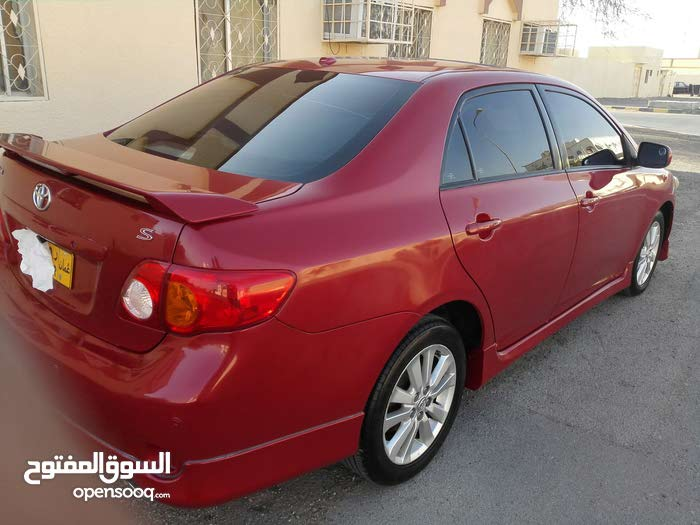 Used condition Toyota Corolla 2010 with 110,000 - 119,999 km mileage