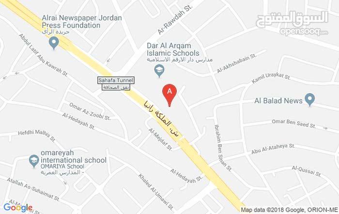 دوار المدينه لرياضيه بتجاه شارع الجامعه خلف فندق القدس