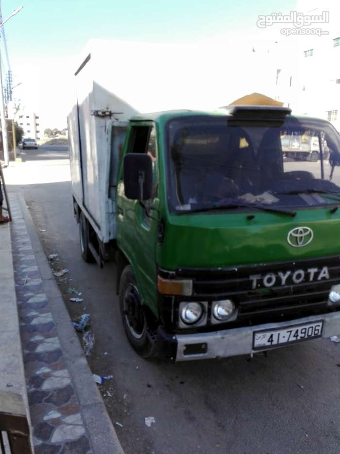 Manual Toyota 1991 for sale - Used - Amman city