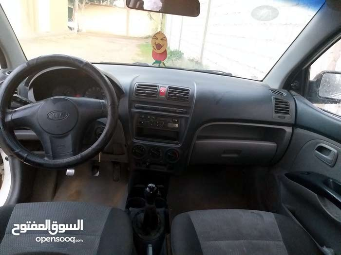 2006 Used Picanto with Manual transmission is available for sale