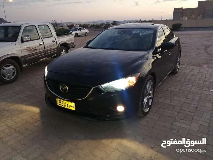 Mazda 6 2014 For sale - Black color