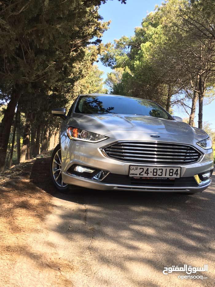 Ford Fusion 2017 SE Full options للبيع ولا ملاحظة كليييين تايتل