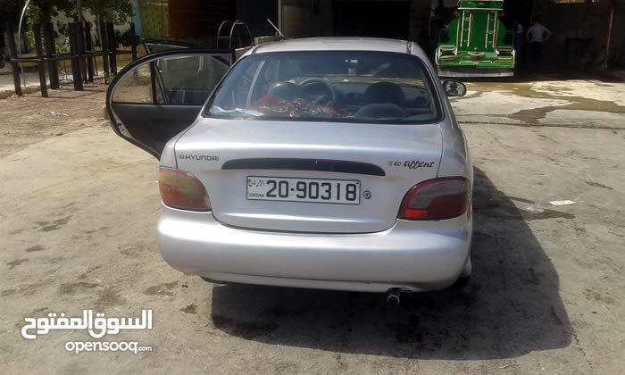 Accent 1995 - Used Manual transmission