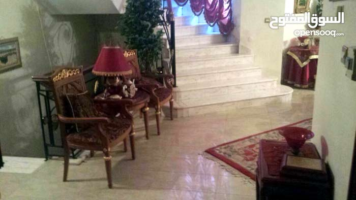 Villa in 7th Circle Amman and consists of More Rooms and More than