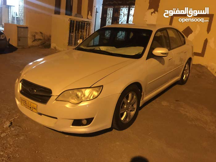 Subaru Legacy 2007 For sale - White color