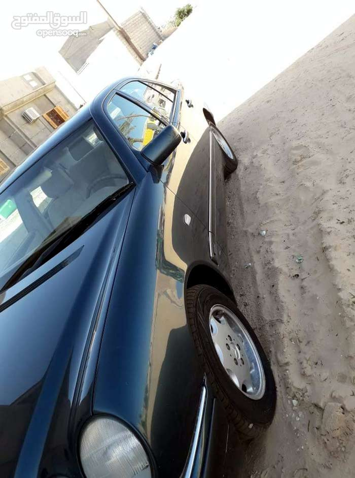 Mercedes Benz E 240 Used in Tripoli