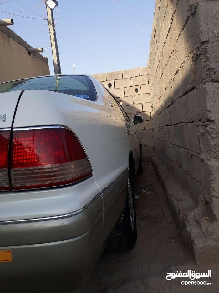 Toyota 4Runner in Basra