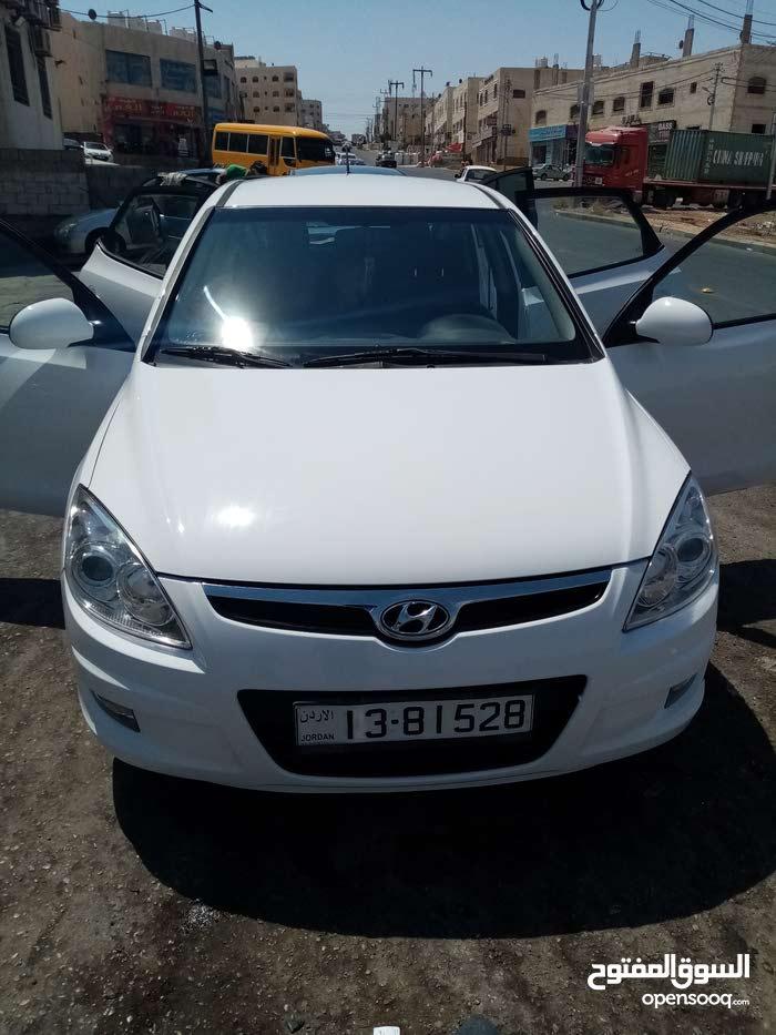 Hyundai I30 2009 For Sale White Color 111743509 Opensooq