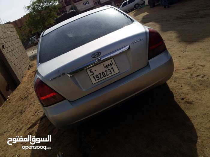 Automatic Hyundai 2003 for sale - Used - Sabha city