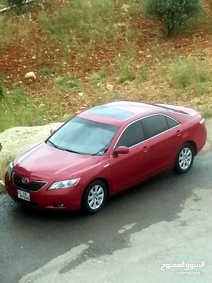 Toyota Camry car for sale 2008 in Amman city