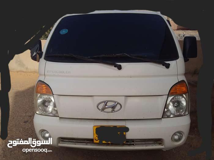 Diesel Fuel/Power   Hyundai Porter 2004