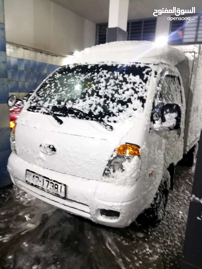 Used condition Kia Bongo 2007 with 10,000 - 19,999 km mileage