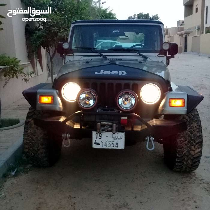 0 km Jeep Wrangler 2006 for sale