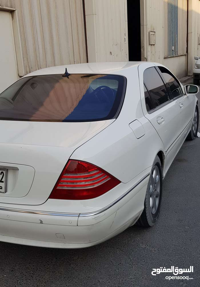 For sale Used S 500 - Automatic