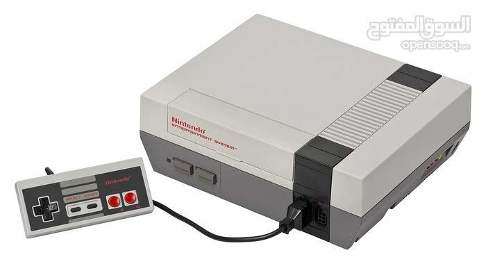 NES + Games (Super Mario 1&3, Zelda, DonyKong & More)