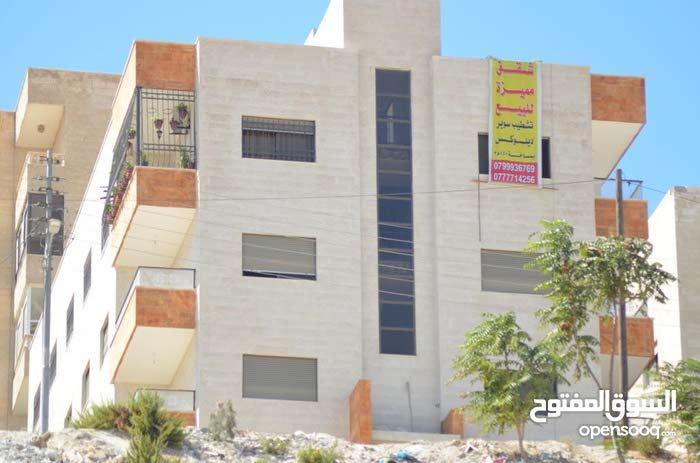 شقة للبيع بالاقساط في جبل الحديد - خلف مجمع الاقصى