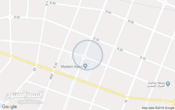 اراضي للبيع في عدن الممداره العريش وحده جوار (A3) 68 اي 3
