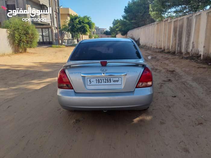 10,000 - 19,999 km Hyundai Elantra 2003 for sale