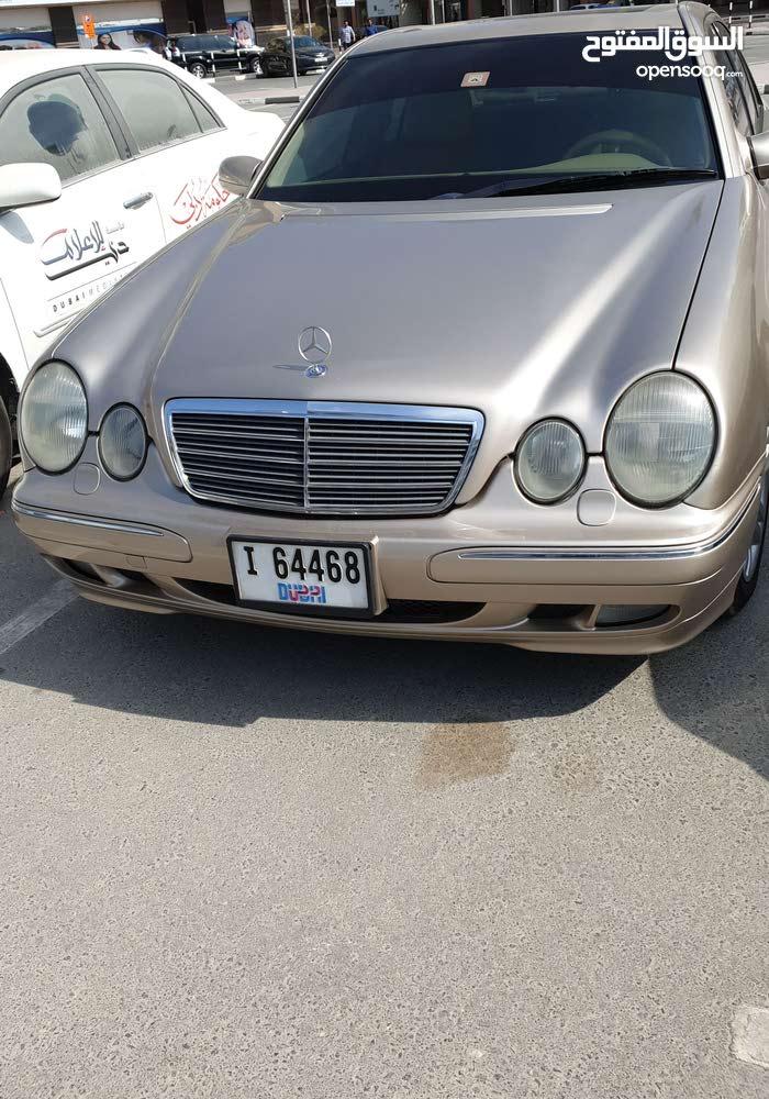Mercedes Benz E 240 2001 - Dubai