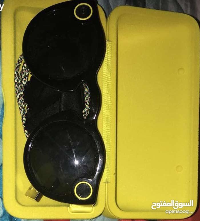 نظارة سناب شات نظاره شمسيه و نظارة سناب شات يمكن تصوير سناب من خلاله وجميع أشياء سناب شات