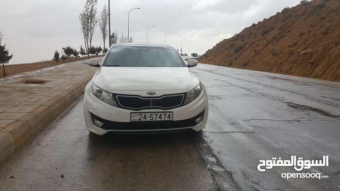 Available for sale! 110,000 - 119,999 km mileage Kia Optima 2012