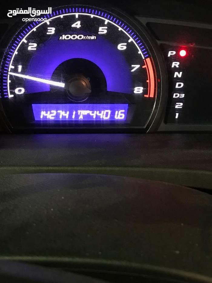 هوندا سيفيك 2011 بحالة ممتازة للبيع بسعر مغري